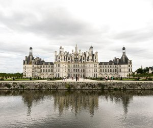 castle, france, and chateau de chambord image