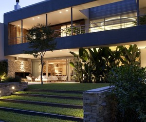 house, black, and luxury image