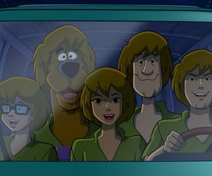 cartoons, daphne, and Fred image