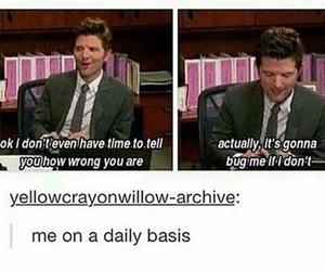funny, tumblr, and me image