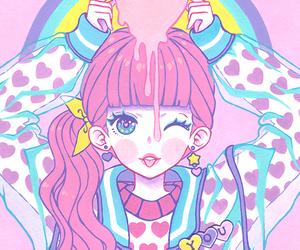 art, cute, and kawaii image