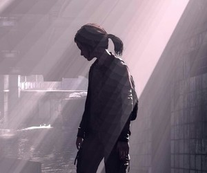 video game, ellie, and the last of us image