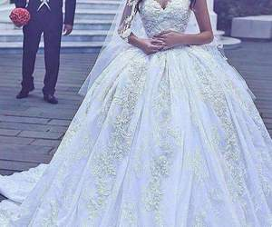 bride, goals, and white image