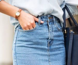 denim, details, and simplicity image