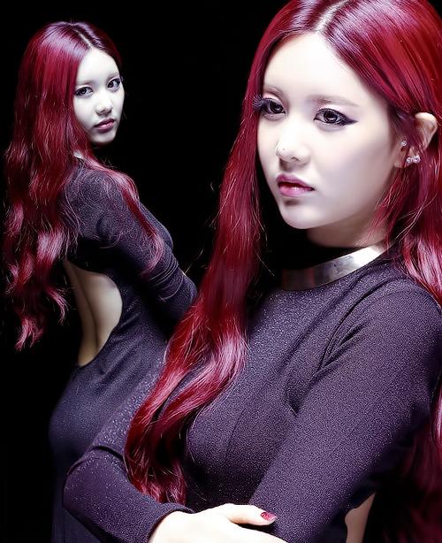 asian girls, tara, and k-pop image