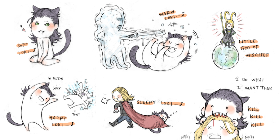27 Images About Cute On We Heart It See More About Thor Quote And