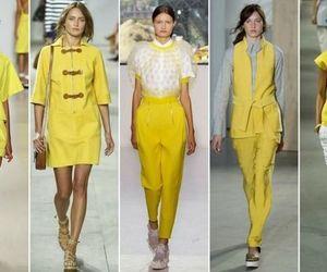 Jaune, theme, and yellow image