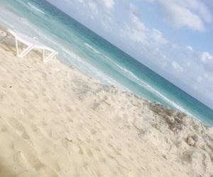 beach, fun, and sand image