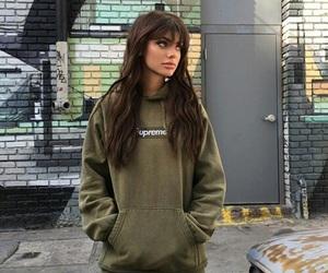 kelsey calemine, tumblr, and supreme image