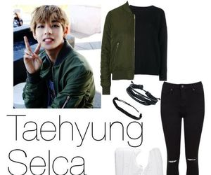 army, casual, and jin image