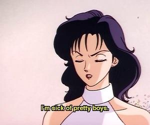 anime, aesthetic, and boys image