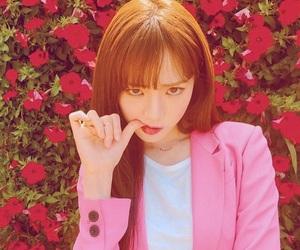 model, korean, and actress image