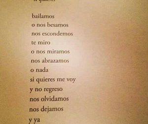 love, frases, and dance image