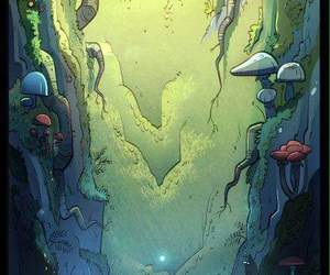gravity falls and background image