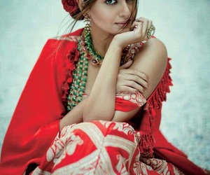 bollywood, traditional, and indian woman image