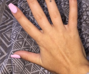 finger, indie, and nails image