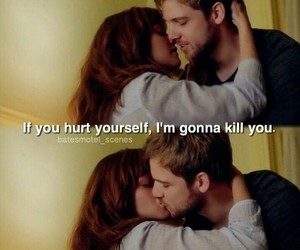 emma, bates motel, and max thieriot image