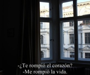 window and frases image