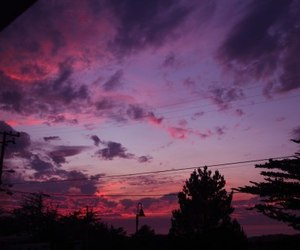 cielo, sky, and colores image