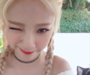 yeoreum, jinsook, and cosmic girls image