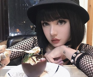 asian, doll, and fashion image