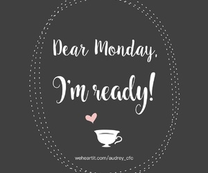 coffee, day, and monday image