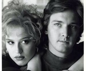 80's, black and white, and movies image