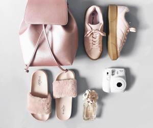 fashion, slides, and girly image