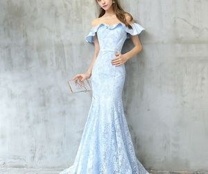 beautiful, dresses, and evening dresses image