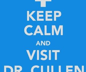 keep calm and dr. cullen image