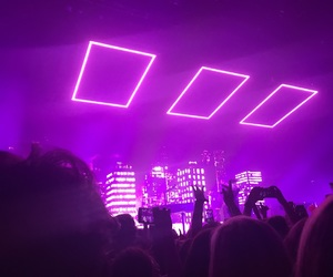 purple and the 1975 image