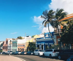old city, puerto rico, and summer image