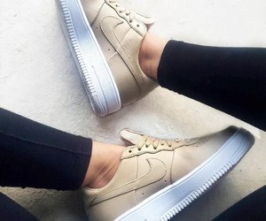 shoes, nike, and girls image