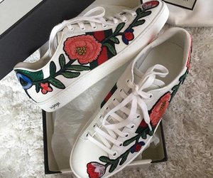 gucci, sneakers, and fashion image