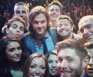 supernatural, arrow, and Jensen Ackles image