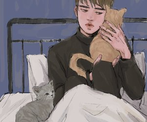 exo, fanart, and d.o image