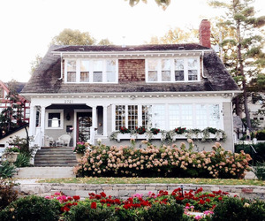 house, beautiful, and home image