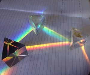 rainbow, grunge, and indie image