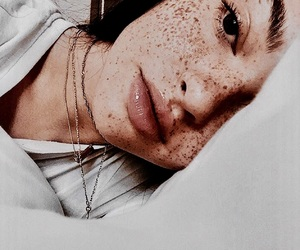 freckles, girl, and kelsey simone image