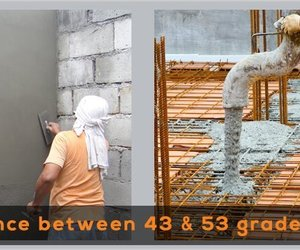 types of cement grades and best 43 grade cement image