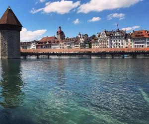 blue water, switzerland, and world image