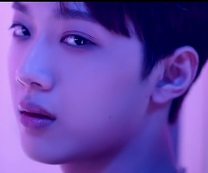 purple, lai guanlin, and sexy image