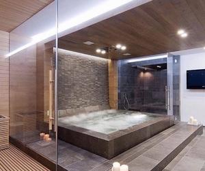 bathroom, nice, and room image