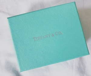 blue, tiffany, and tiffany & co image