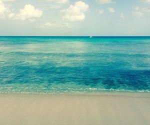 sea and barbados image