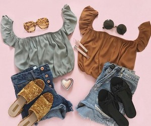 fashion, forever 21, and outfits image