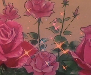 aesthetic, flowers, and lolita image
