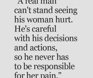 quotes, real man, and Relationship image