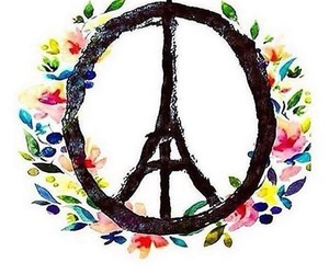 paix, paris, and hommage image