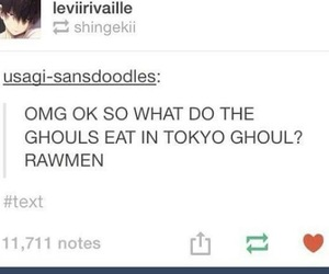 funny, ghoul, and good image